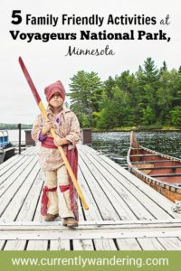 5 Family Friendly Activities at Voyageurs National Park 1