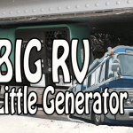 Big RV: Little Generator – Downsizing to a 2500W Propane Generator 18