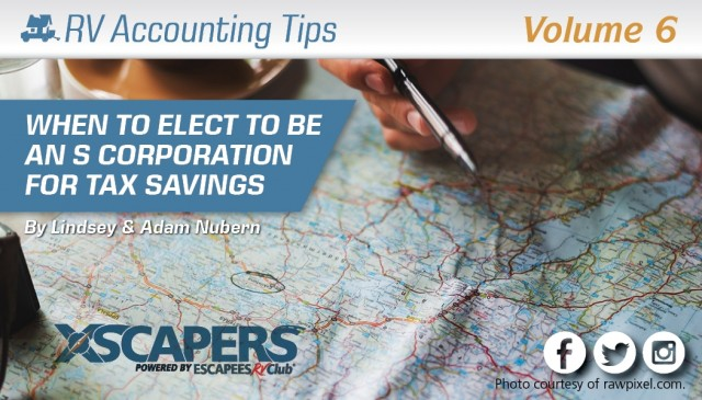 When to Elect to be an S Corporation for Tax Savings 7