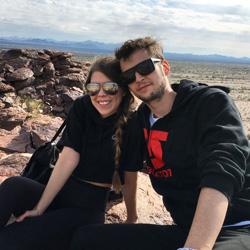 David & Francesca 1