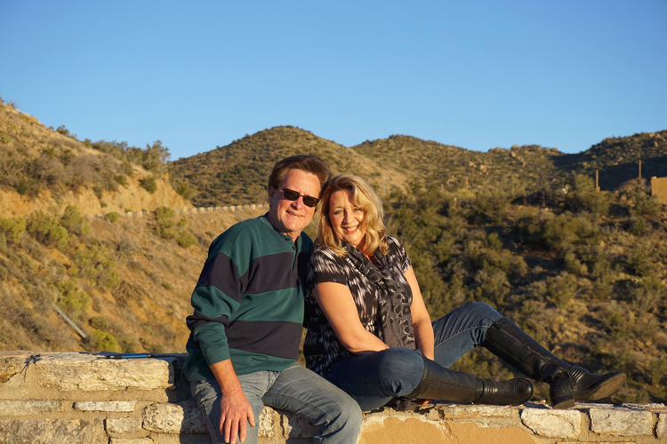 Rod & Tanya Clark 6