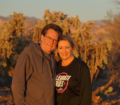 Rod & Tanya Clark 1