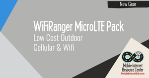 WiFiRanger Announces Low-Cost MicroLTE Pack: Roof-Mounted Cellular & Wi-Fi 13