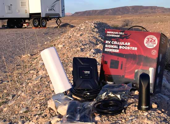 weboost rv cell signal booster