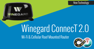 Now Shipping: Winegard ConnecT 2.0 Roof-Mounted Wi-Fi & Cellular Router 6