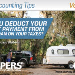 Can You Deduct Your Interest Payment from Your RV Loan on Your Taxes? 8