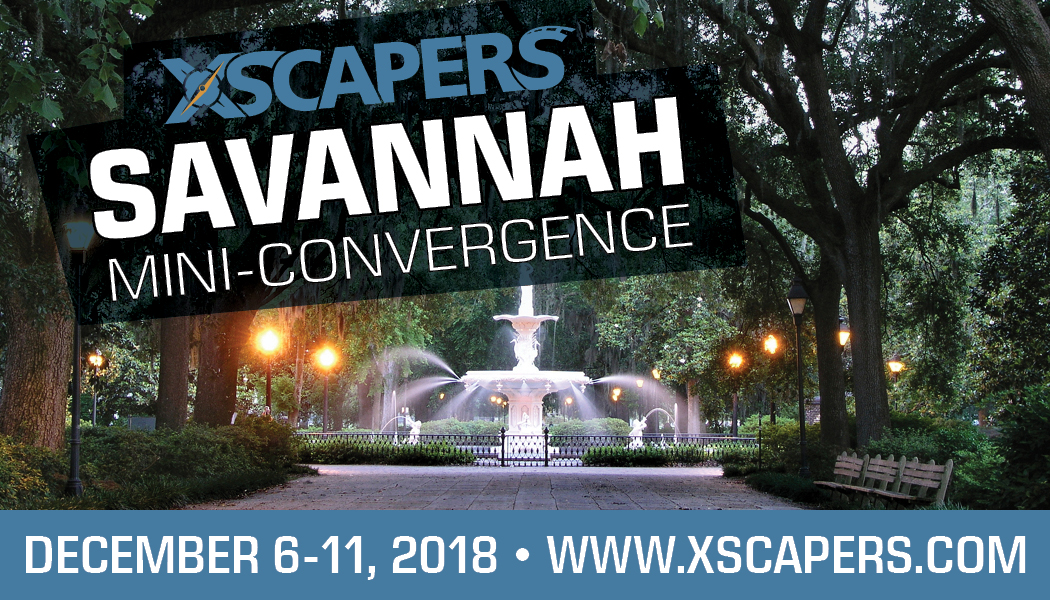 Savannah Mini-Convergence (SOLD OUT) 1