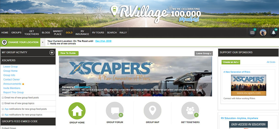 RVillage Xscapers
