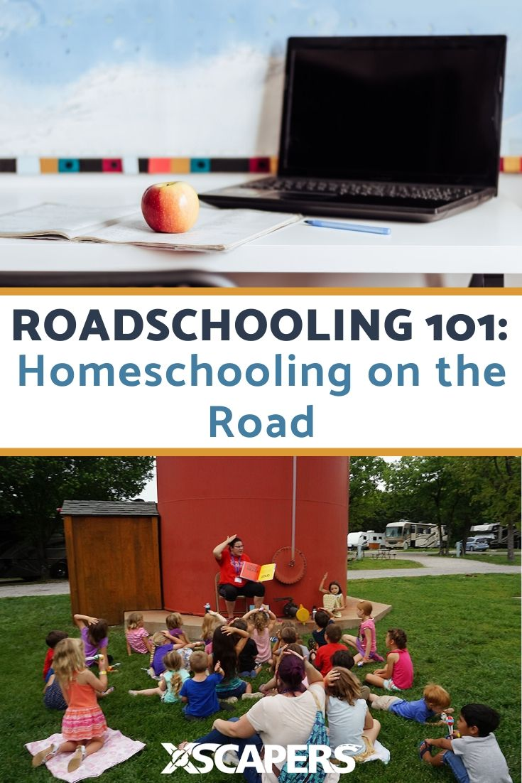 Roadschooling 101: Homeschooling on the Road 2