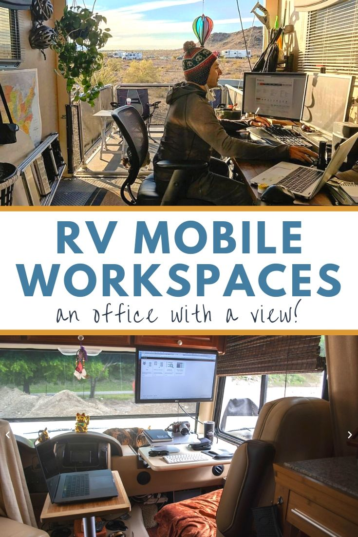 RV Mobile Workspaces: An Office With a View 1