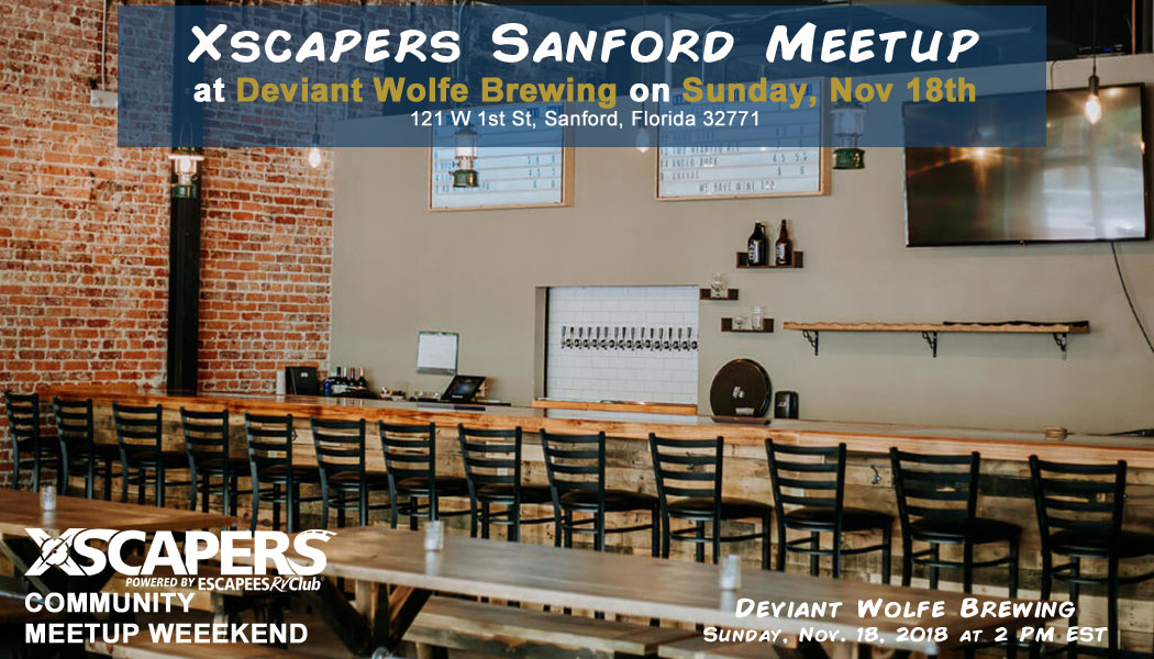 Sanford, FL Community Meetup 1