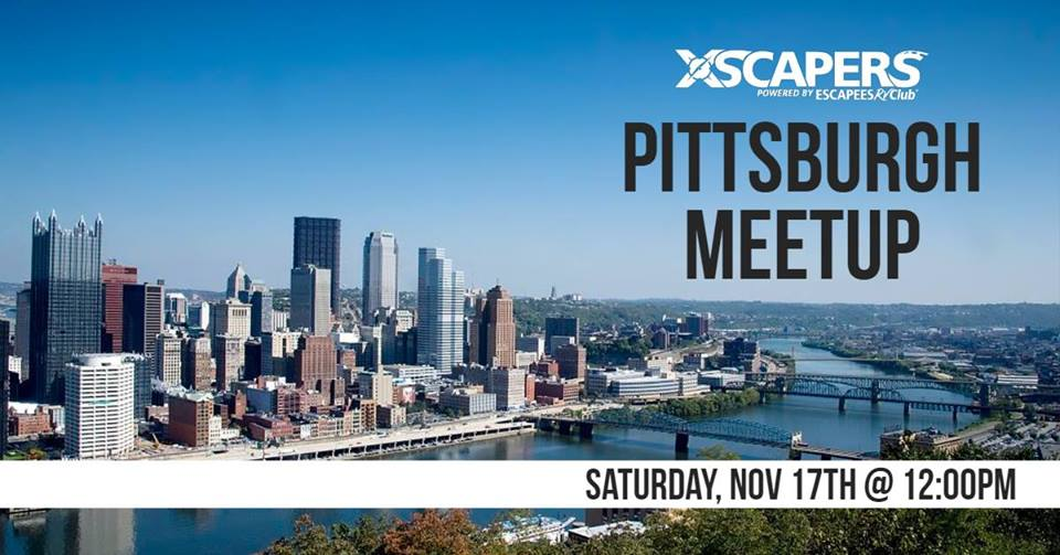 Pittsburgh, PA Community Meetup 1