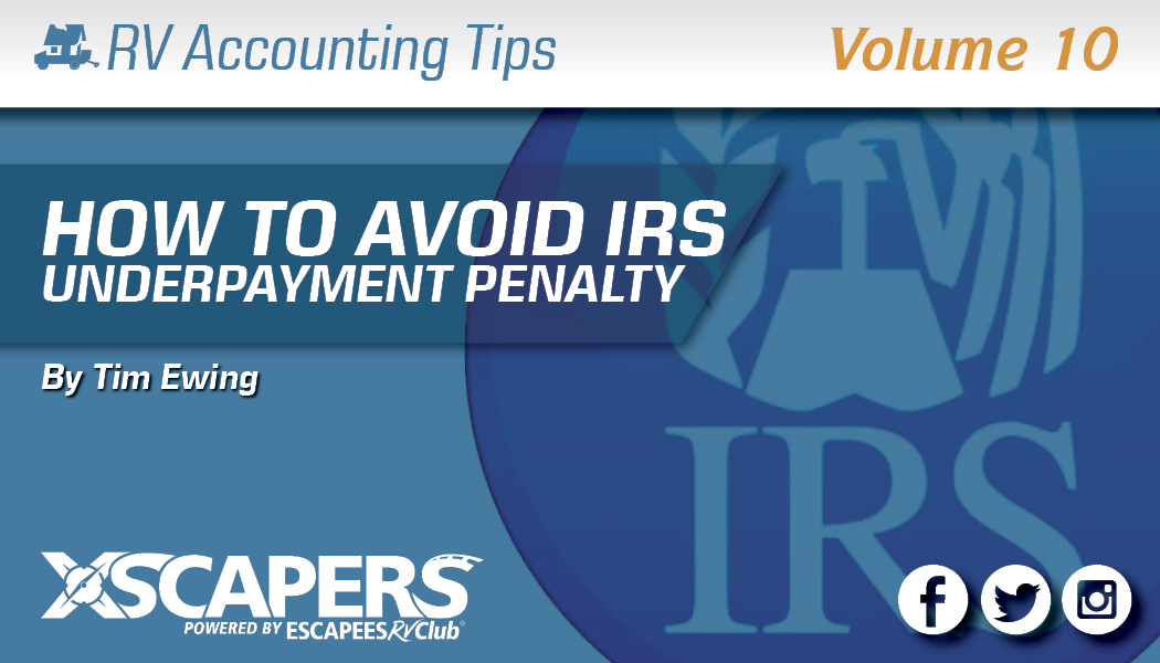 form 1040 underpayment penalty  How to Avoid the IRS Underpayment Penalty - Xscapers