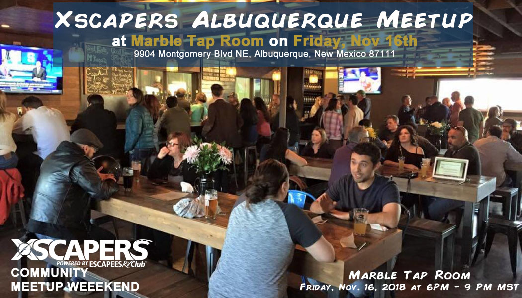 Albuquerque, NM Community Meetup 1