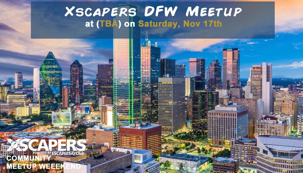 DFW, TX Community Meetup 1