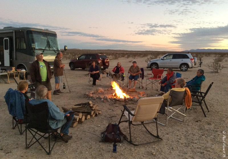 RV Caravanning With Friends