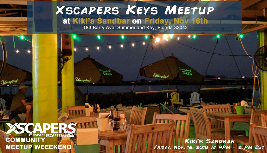 Florida Keys Community Meetup 1