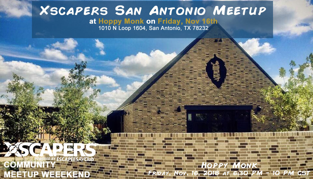 San Antonio, TX Community Meetup 1