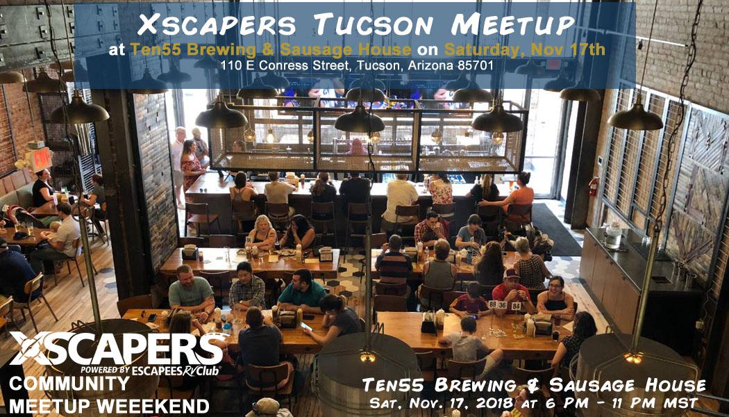Tucson, AZ Community Meetup 1