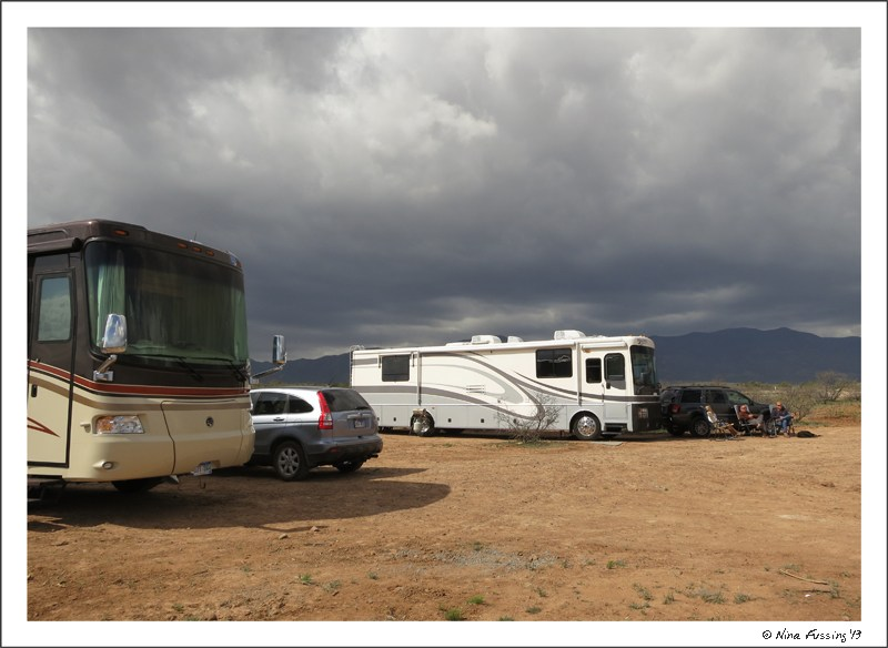 RV Caravaning With Friends 5