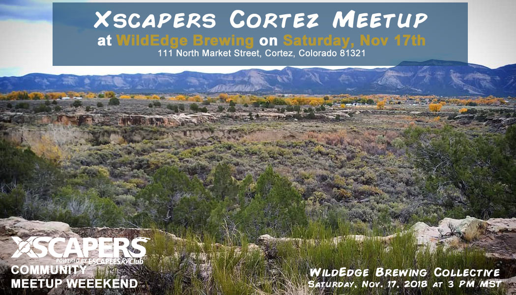 Cortez, CO Community Meetup 1