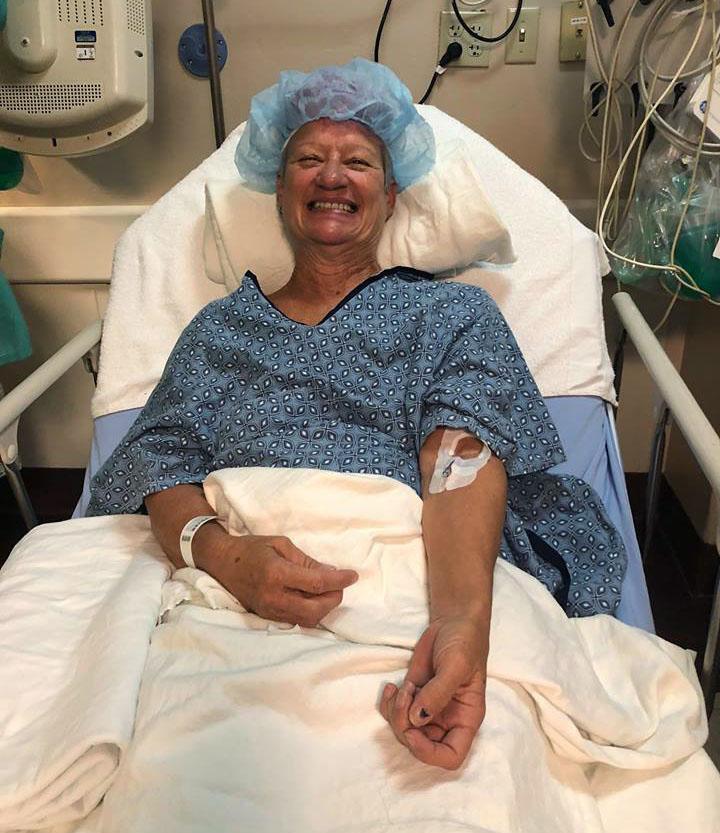 Sondi at the Hospital