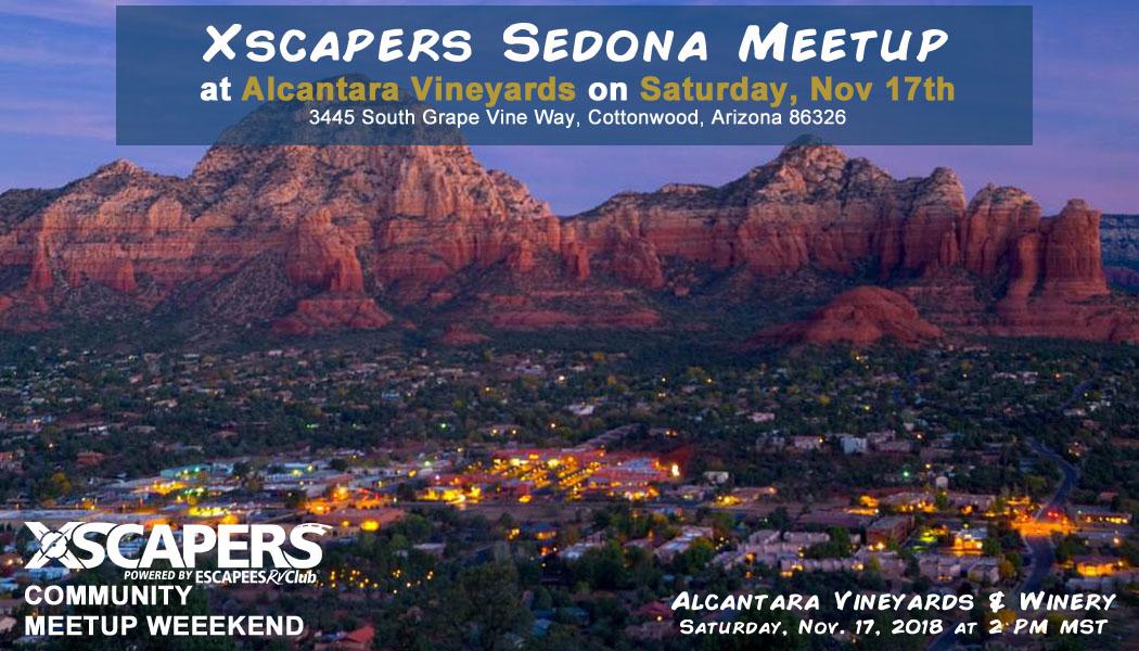 Sedona, AZ Community Meetup 1