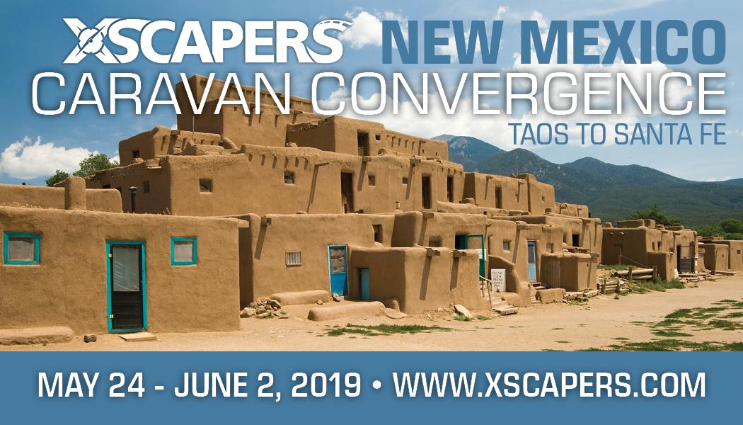 New Mexico Caravan Convergence 4