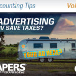 Can Advertising on my RV Save Taxes? 7