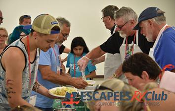 National Rally: 59th Escapade 8