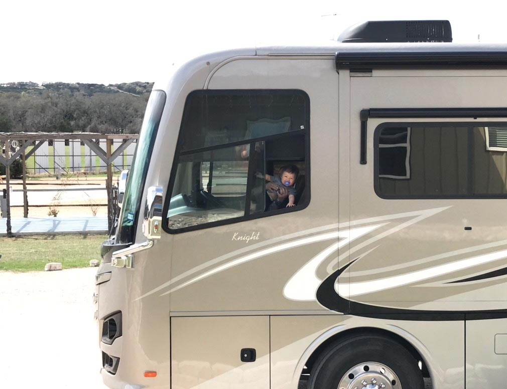 Baby on Board: RVing with Kids 1
