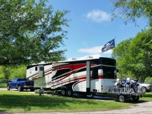 Do Motorcycles and RVing Mix? 8