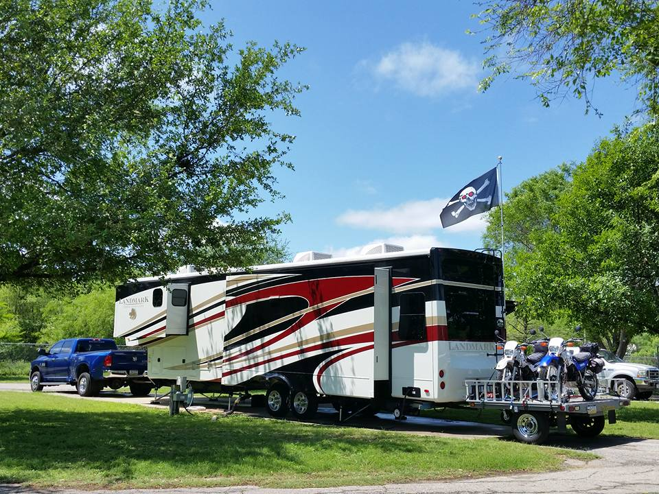 Do Motorcycles and RVing Mix? 2