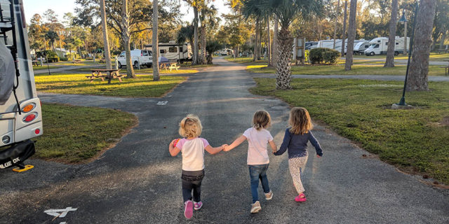 Will my kids be lonely on the road? 252