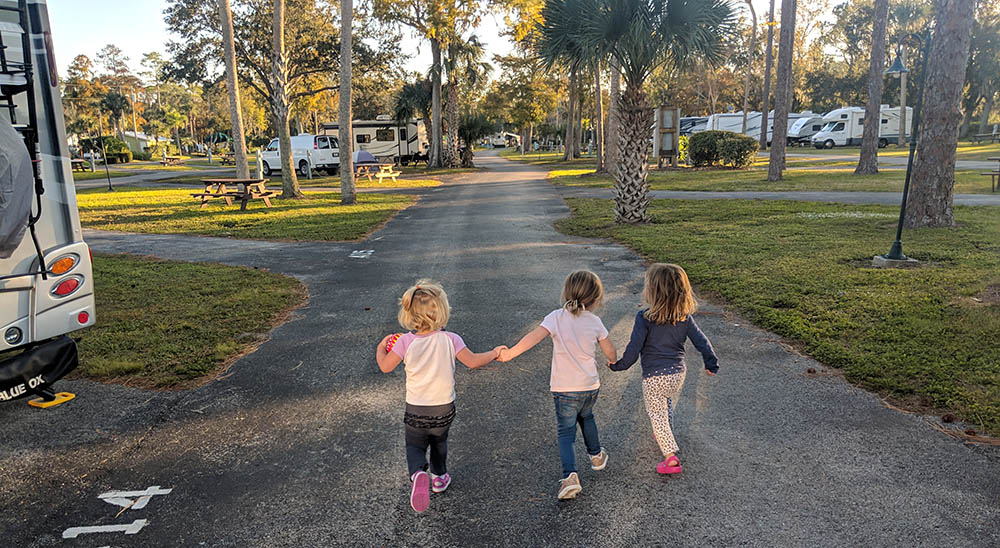 Will my kids be lonely on the road? 1