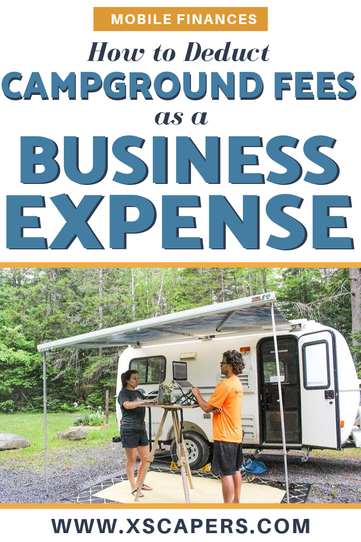How to Deduct Campground Fees as a Business Expense 4