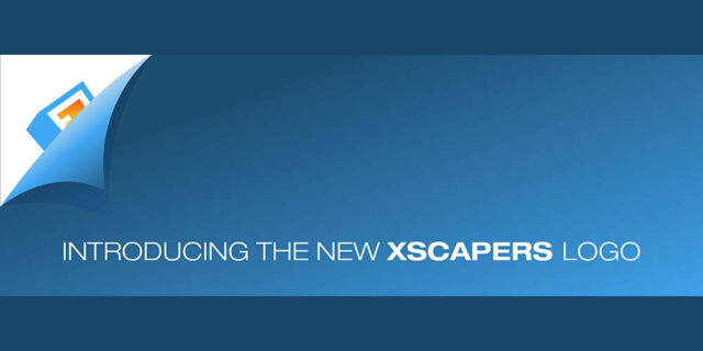 Introducing the New Xscapers Logo