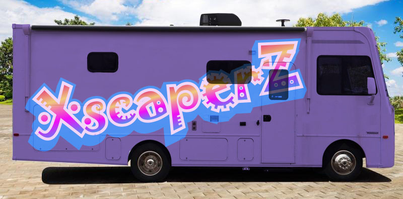Xscapers Bus - April Fools