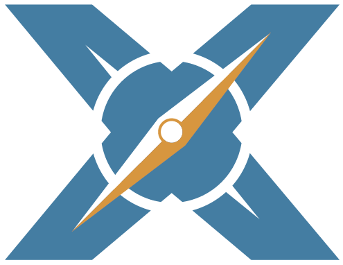 Xscapers X Tattoo Logo Color