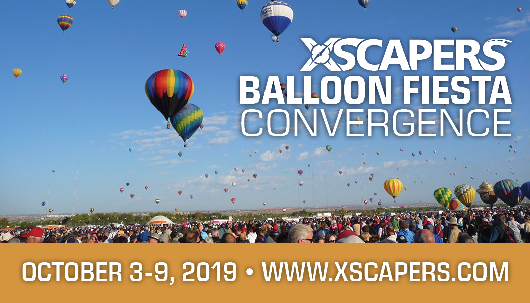 Balloon Fiesta Convergence (SOLD OUT) 2