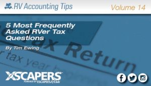 5 Most frequently asked tax questions