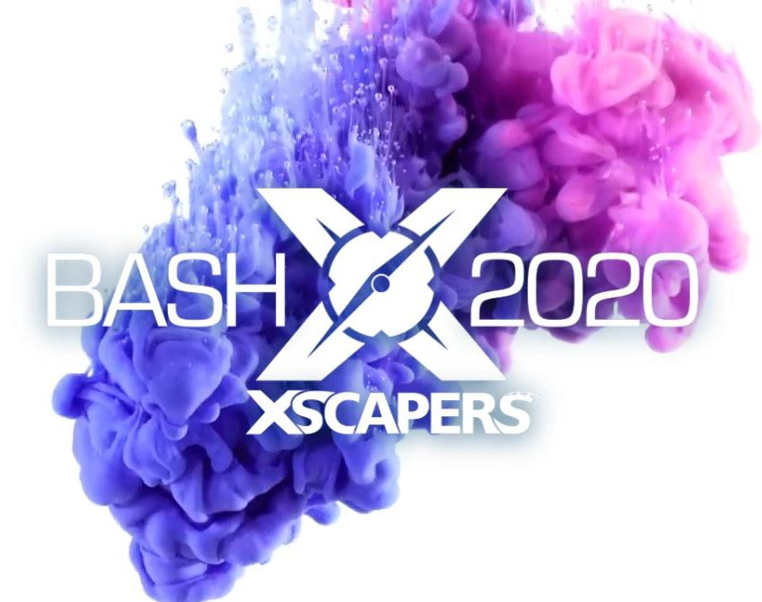 Xscapers Annual Bash 2020