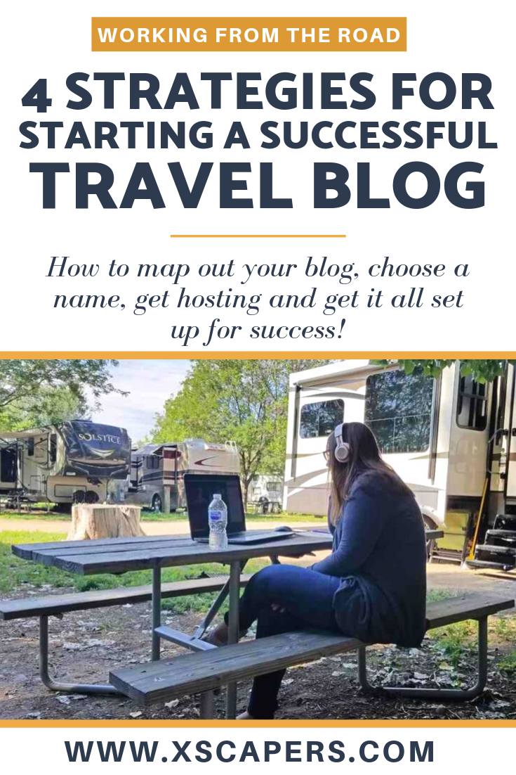 4 Strategies You Need to Know to Start a Successful Travel Blog 2