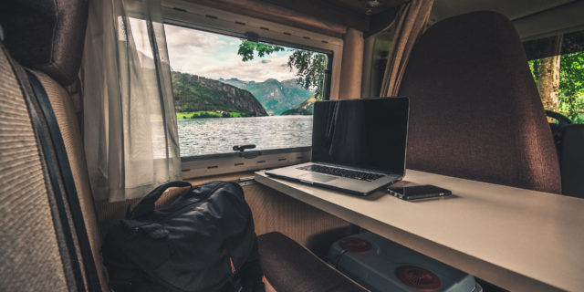 How To Make Money Online and Travel While Living In an RV 156