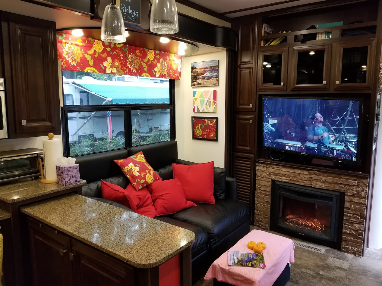 How We Modified Our RV to Accommodate Our Family 5