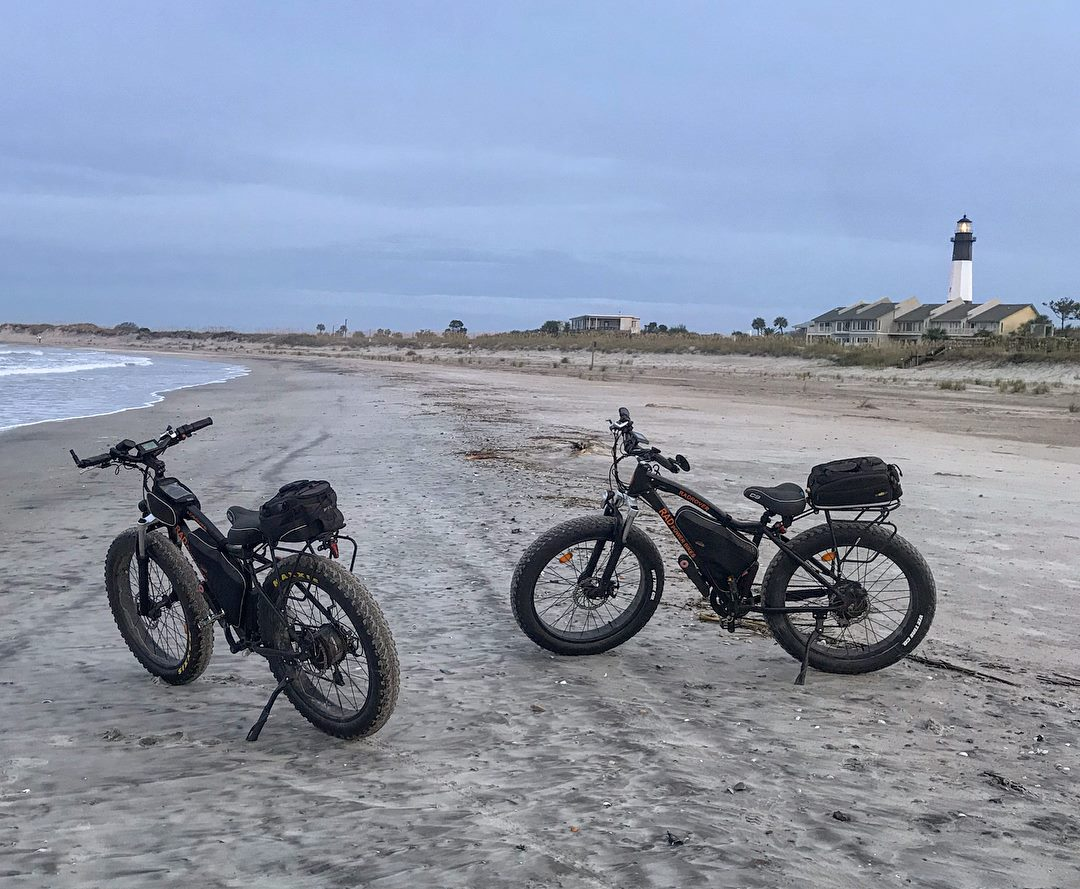 E-Bikes - Perfect Transportation for RVers 2