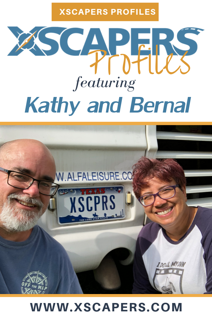 Xscapers Profiles - Bernal and Kathy 6