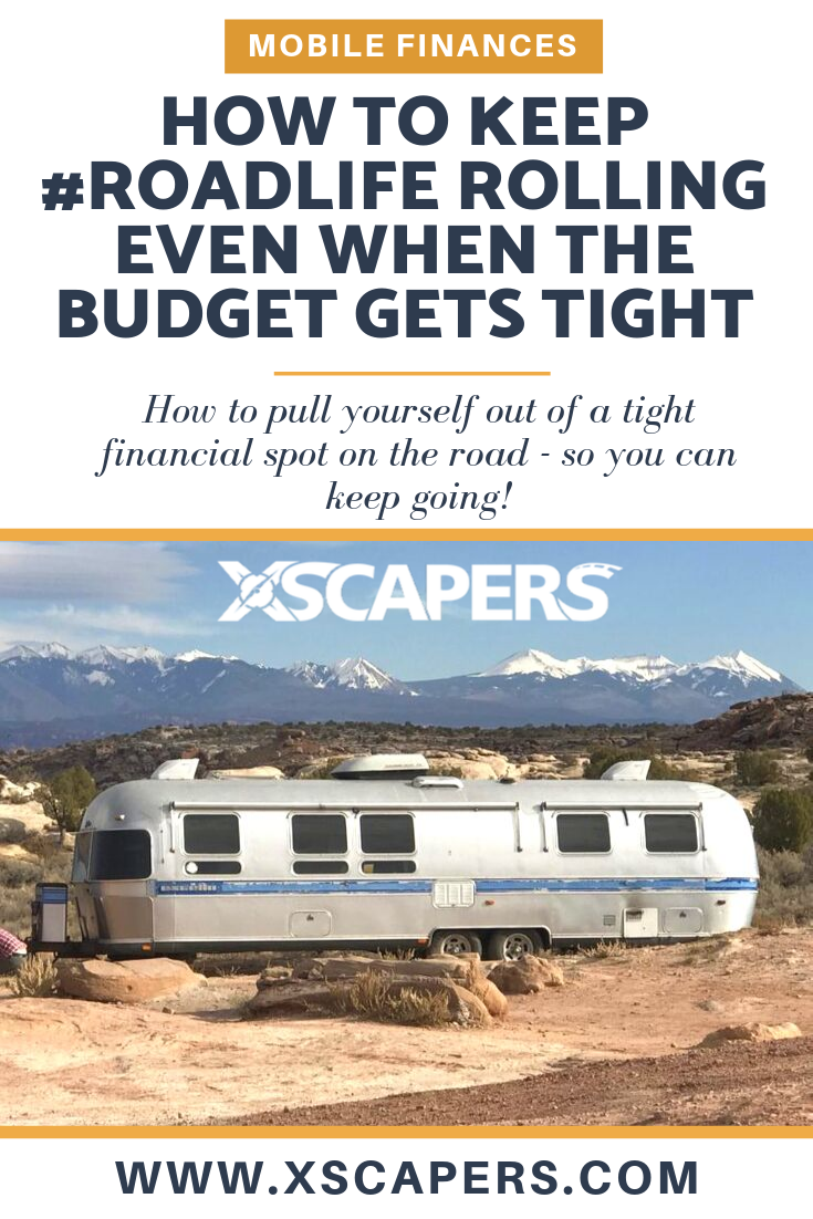 How to Keep #Roadlife Rolling Even When The Budget Gets Tight 6