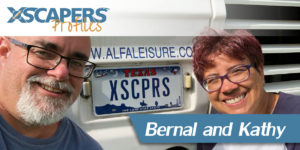Xscapers Profiles - Bernal and Kathy 1