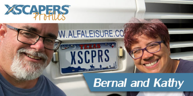 Xscapers Profiles - Bernal and Kathy 124